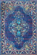 NuLoom Traditional Vintage Tamesha Medallion Area Rug Collection