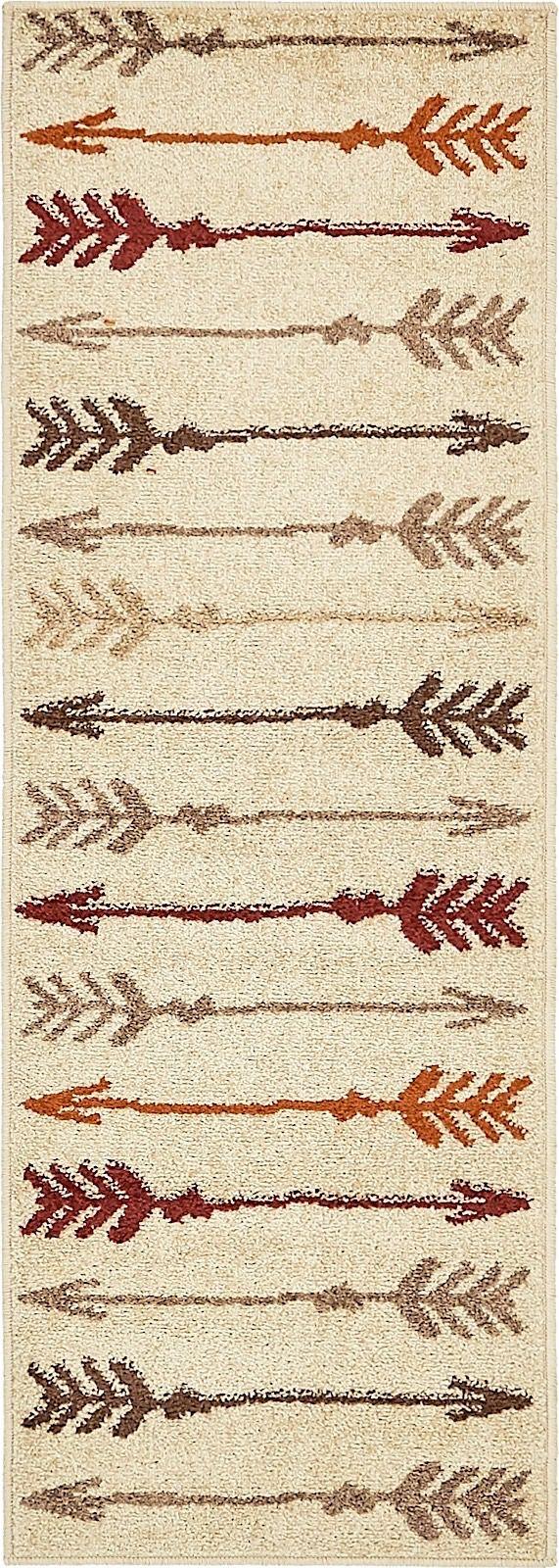 unique loom autumn contemporary area rug collection