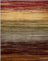 Unique Loom Contemporary Barista Area Rug Collection