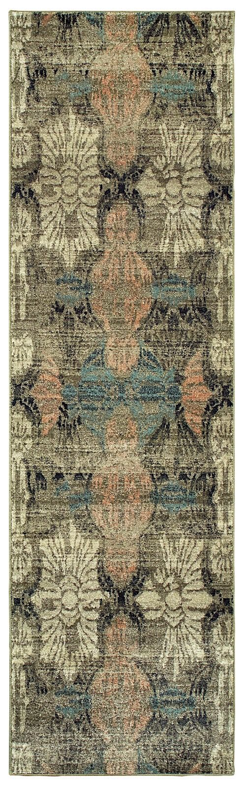 oriental weavers raleigh country & floral area rug collection