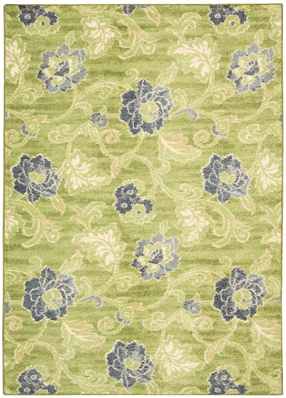 waverly aura flora country & floral area rug collection