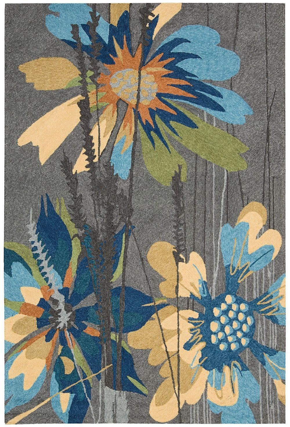 nourison south beach country & floral area rug collection