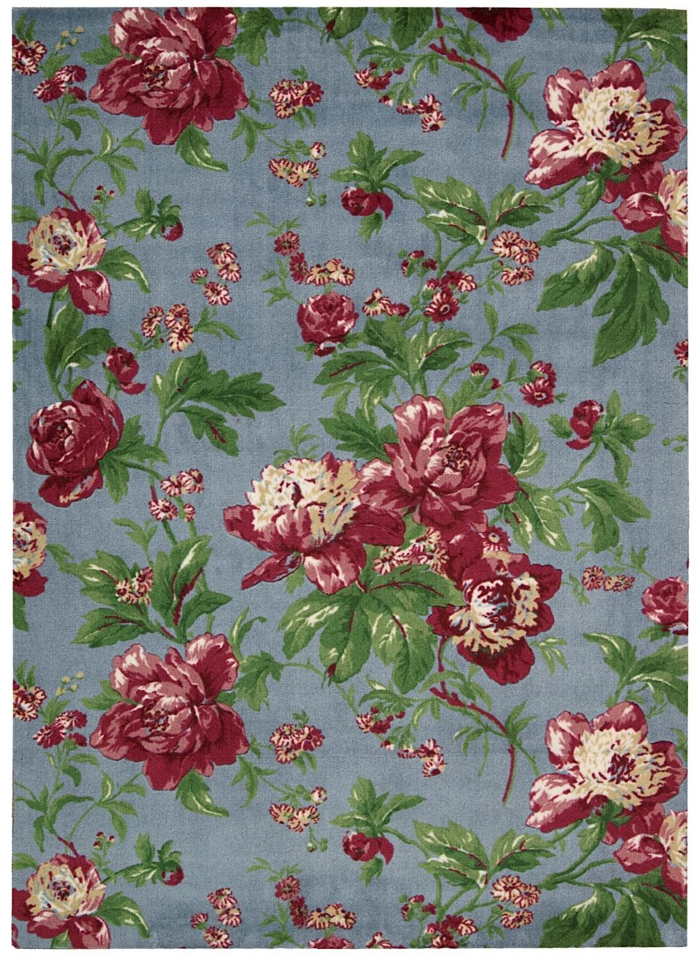 waverly artisanal delight country & floral area rug collection