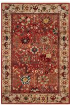 Safavieh Country & Floral Kashan Area Rug Collection