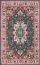 NuLoom Traditional Ashley Printed Area Rug Collection