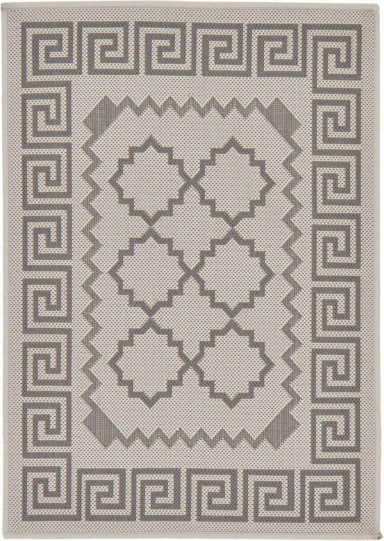 unique loom outdoor contemporary area rug collection