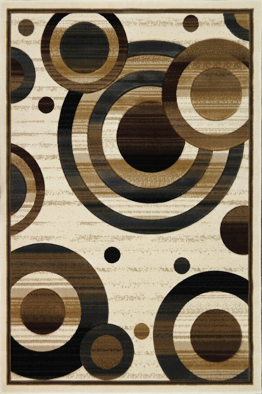 central oriental pinnacle contemporary area rug collection