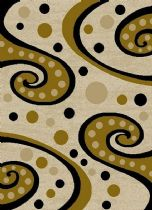 Well Woven Contemporary Dulcet Swirly Area Rug Collection