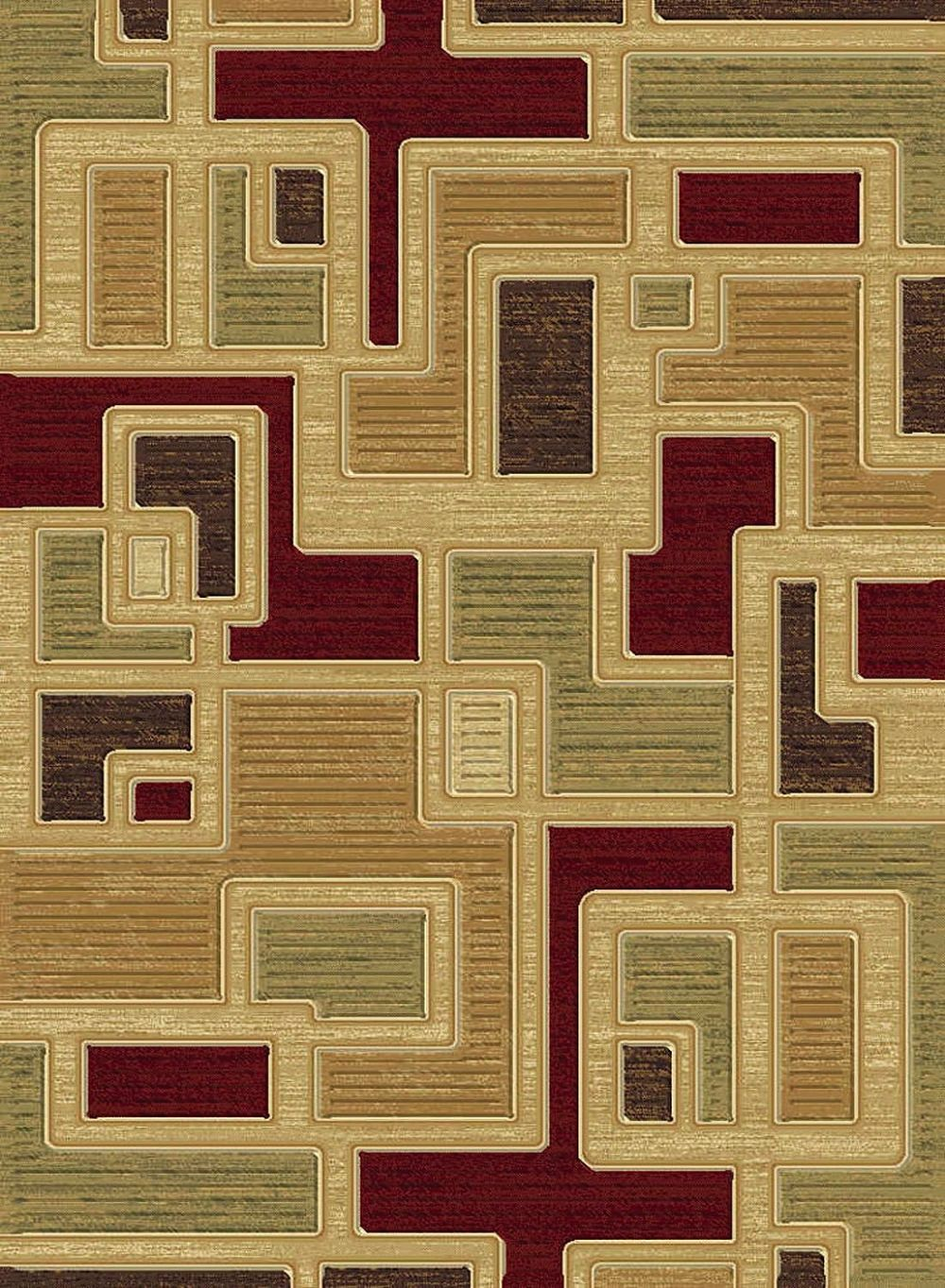 central oriental shadows contemporary area rug collection