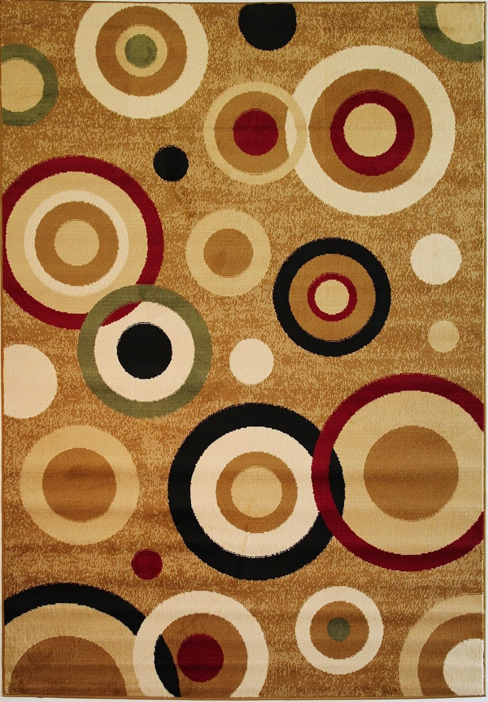 well woven dulcet rings contemporary area rug collection
