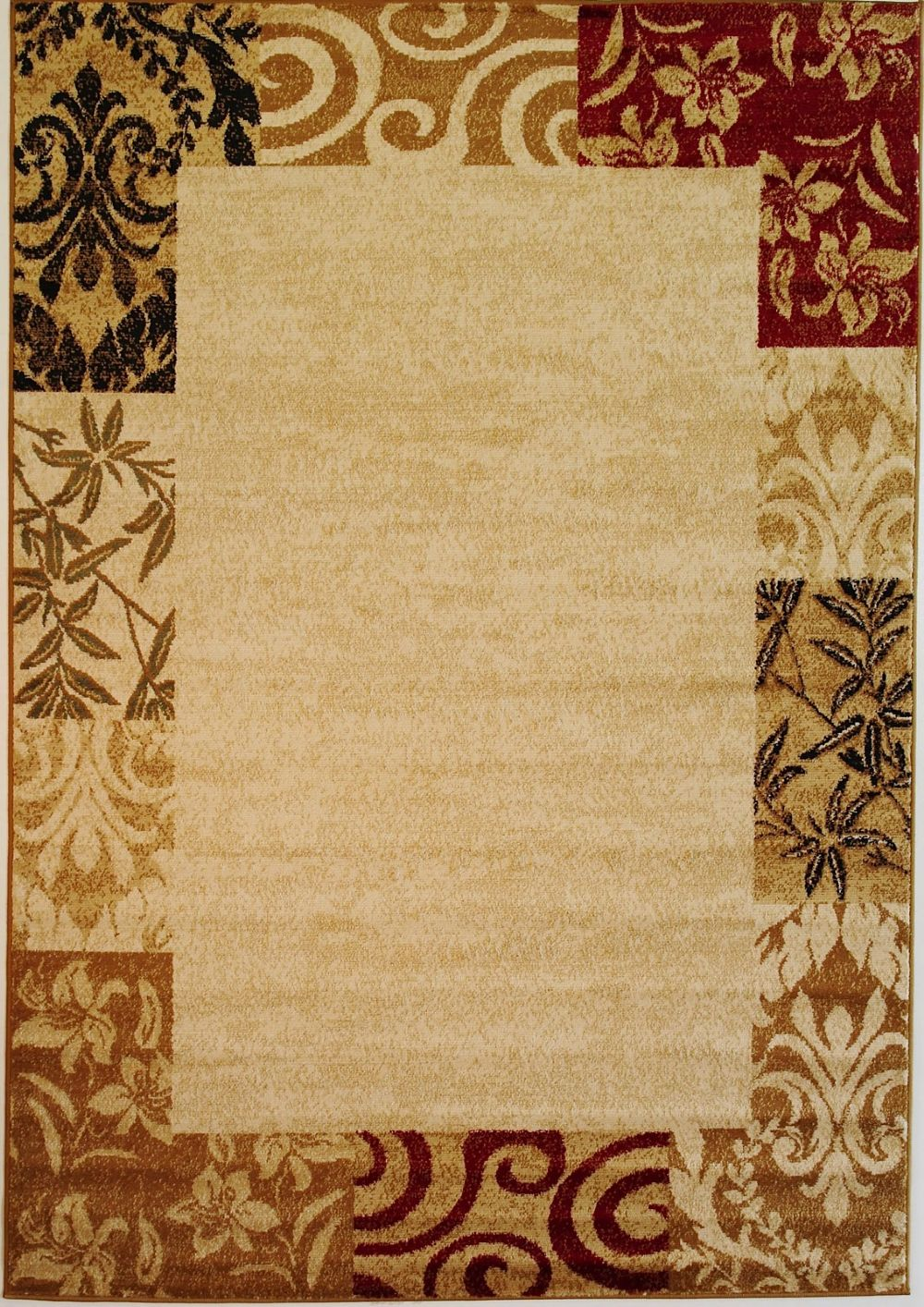well woven dulcet damask transitional area rug collection