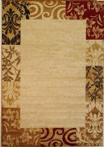 Well Woven Transitional Dulcet Damask Area Rug Collection