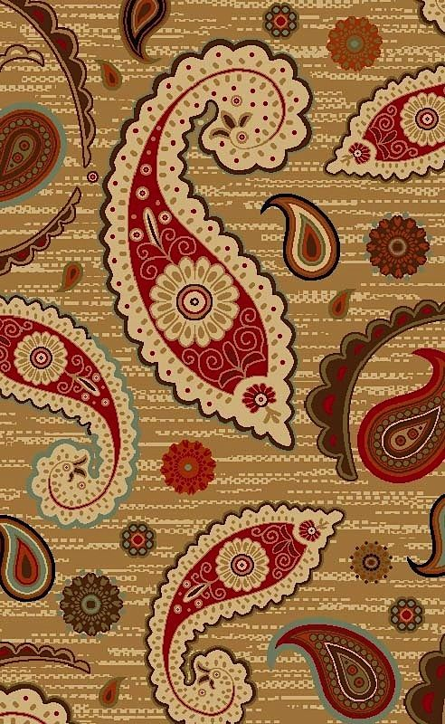 well woven kings court paisley contemporary area rug collection