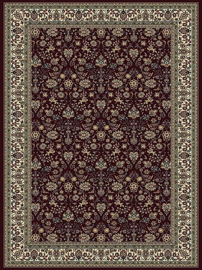 central oriental royal traditional area rug collection