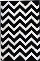 Well Woven Contemporary Melody Chevron Area Rug Collection