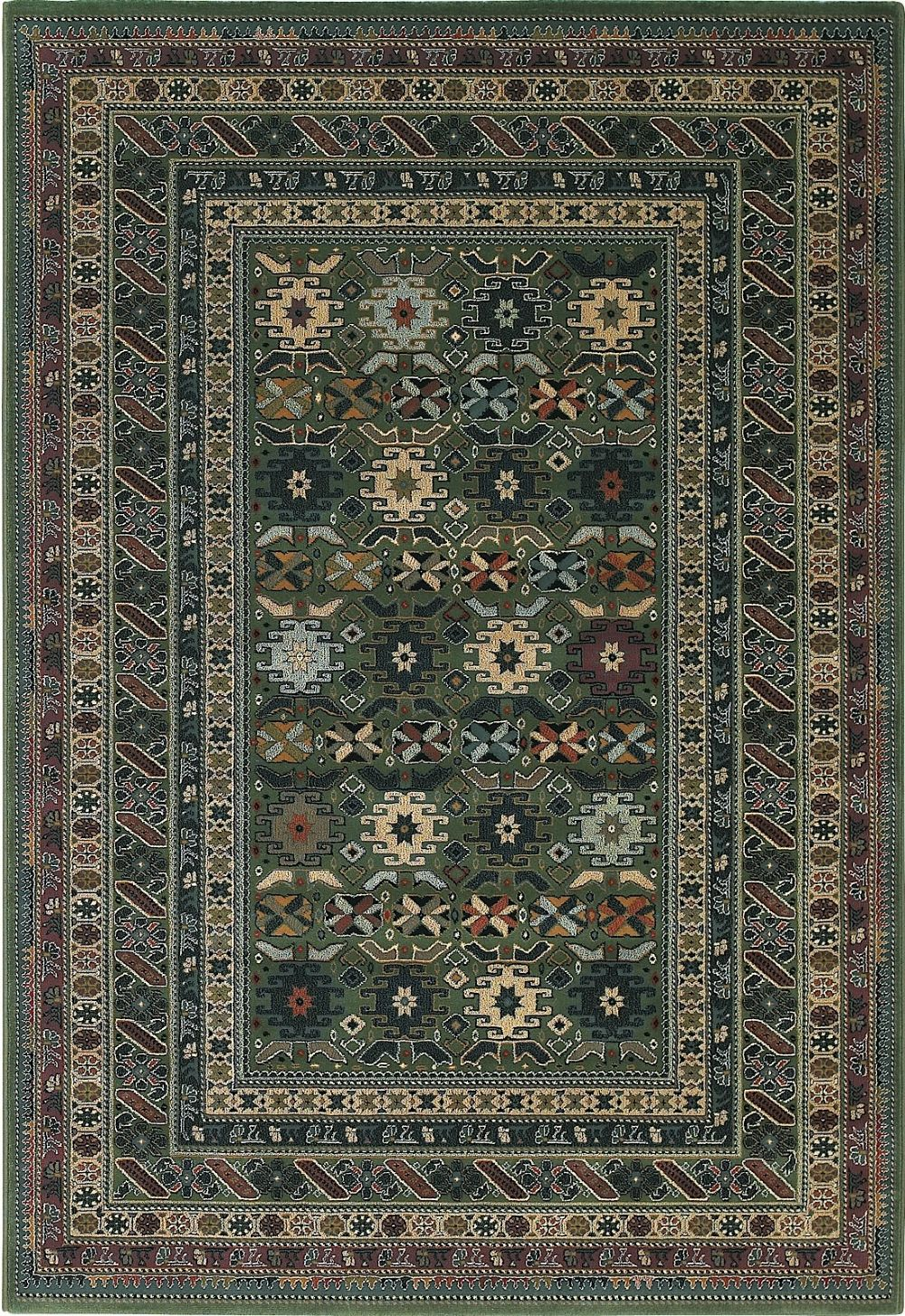 central oriental images contemporary area rug collection