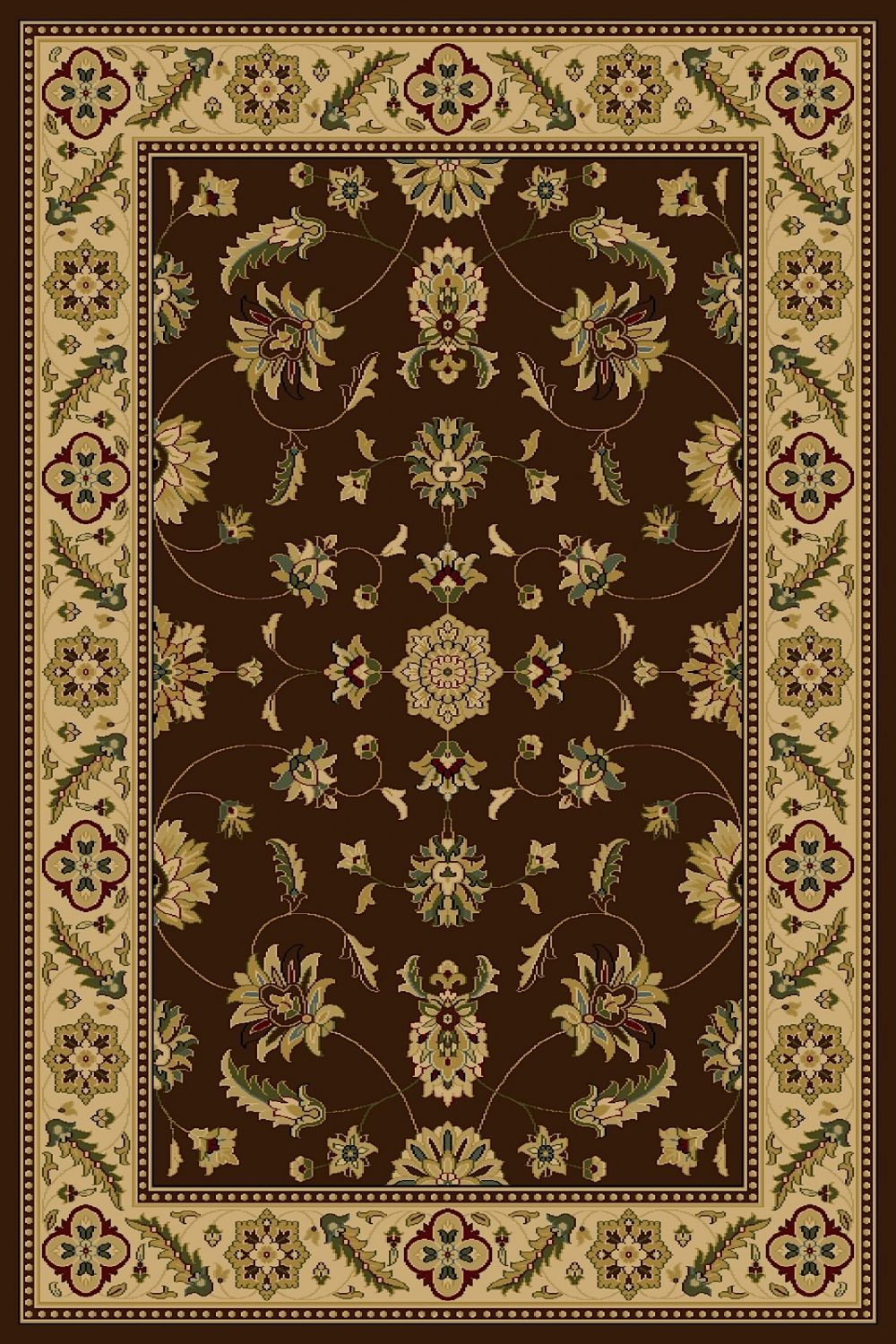 central oriental interlude traditional area rug collection