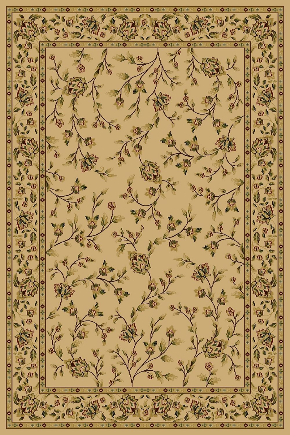 central oriental interlude transitional area rug collection