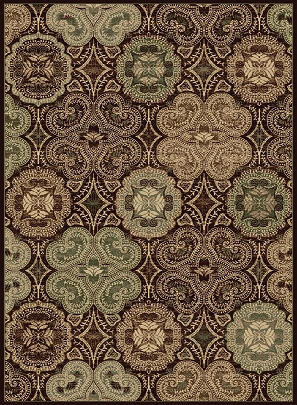 central oriental encore contemporary area rug collection