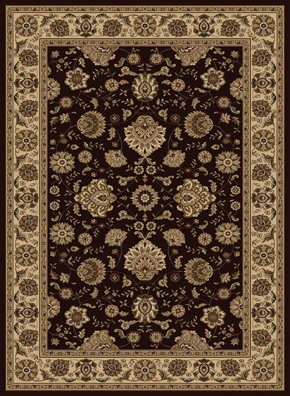 central oriental encore traditional area rug collection