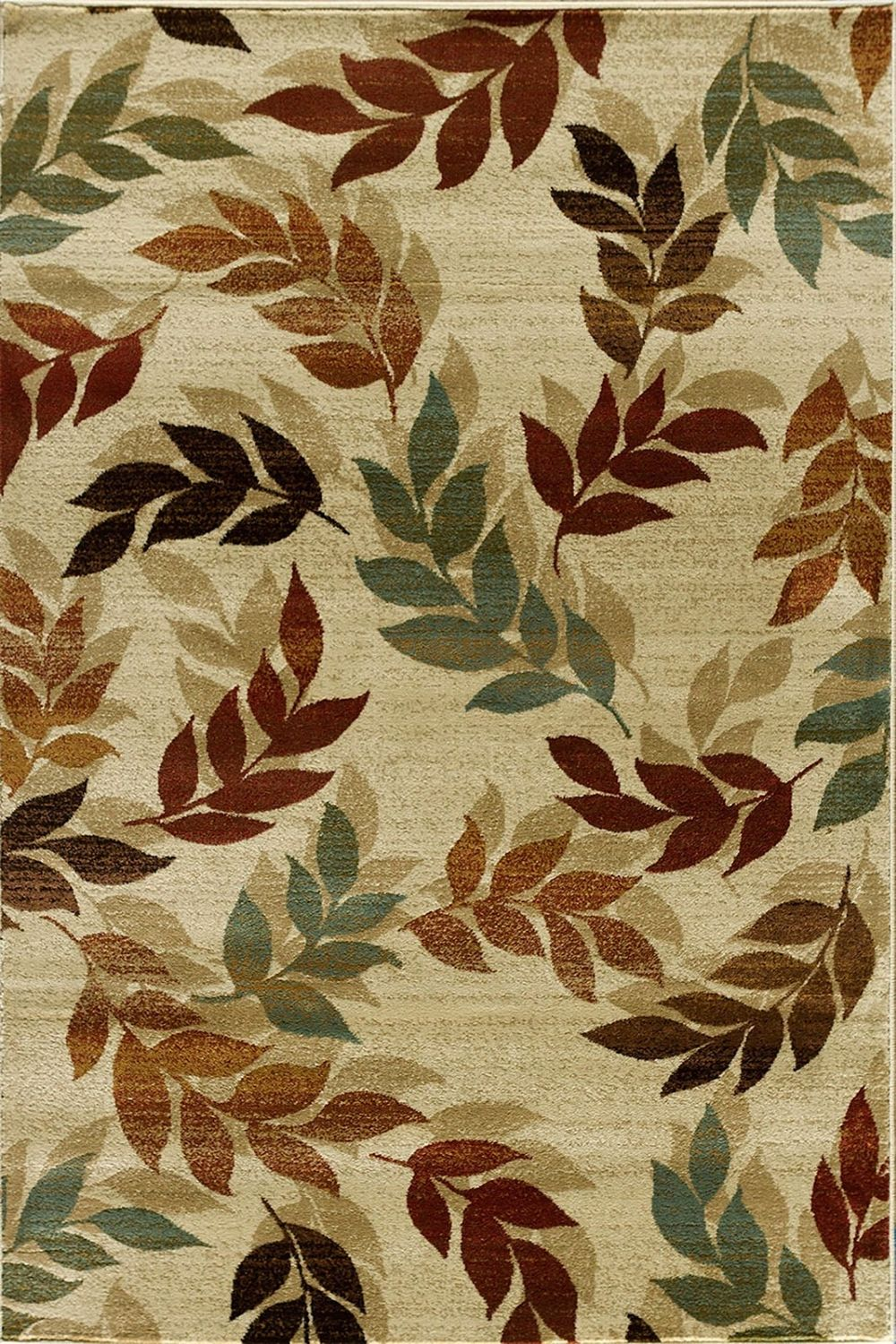 central oriental encore sienna contemporary area rug collection