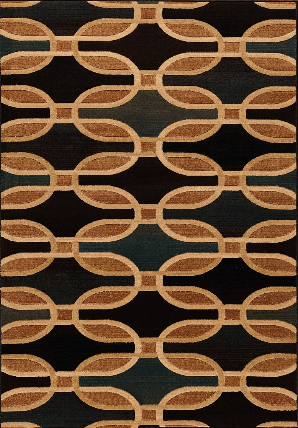 central oriental paige contemporary area rug collection