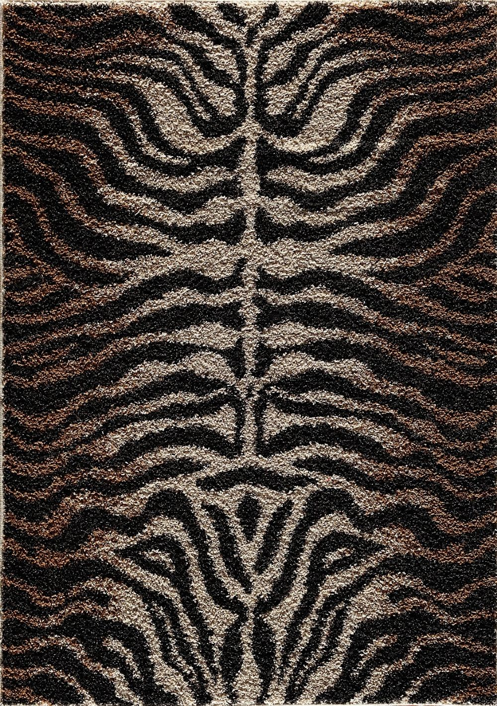 central oriental mesa animal inspirations area rug collection