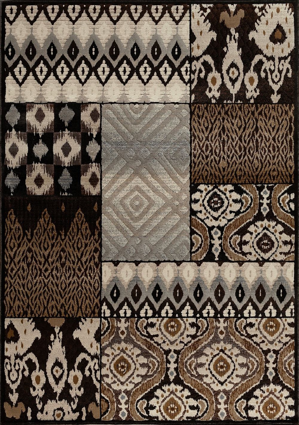 central oriental providence contemporary area rug collection