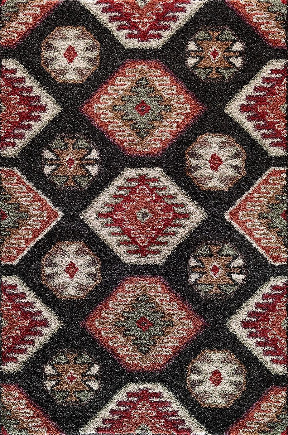 central oriental mesa contemporary area rug collection