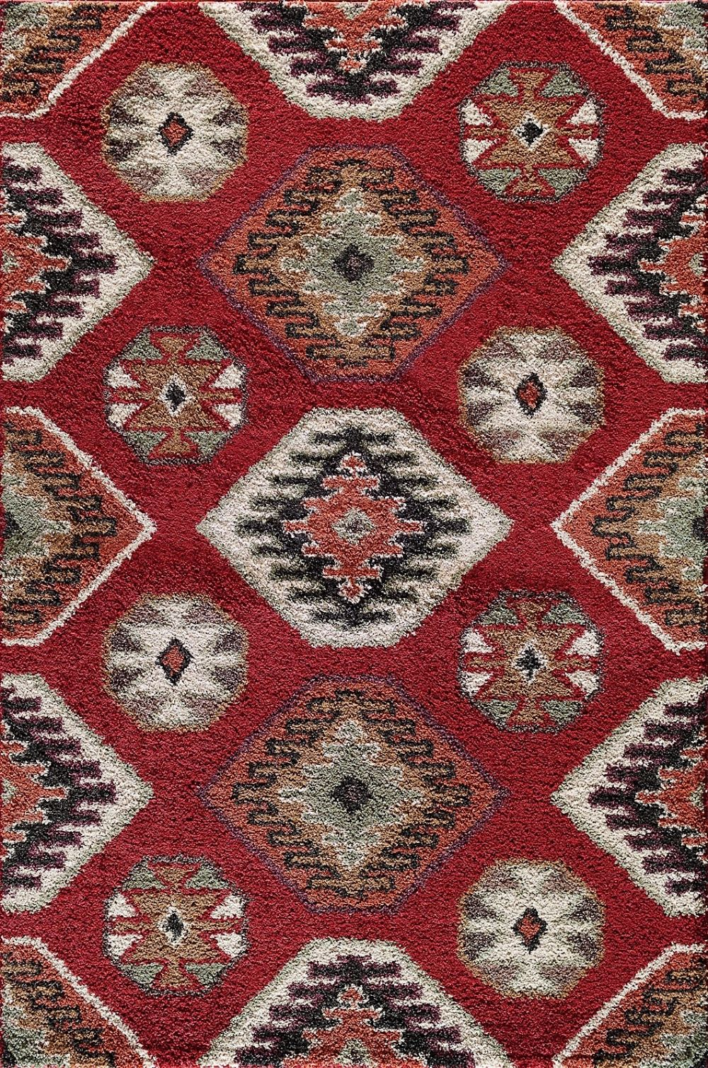 central oriental tacoma contemporary area rug collection