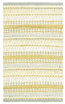 LR Resources Contemporary Cotton Dhurry Area Rug Collection