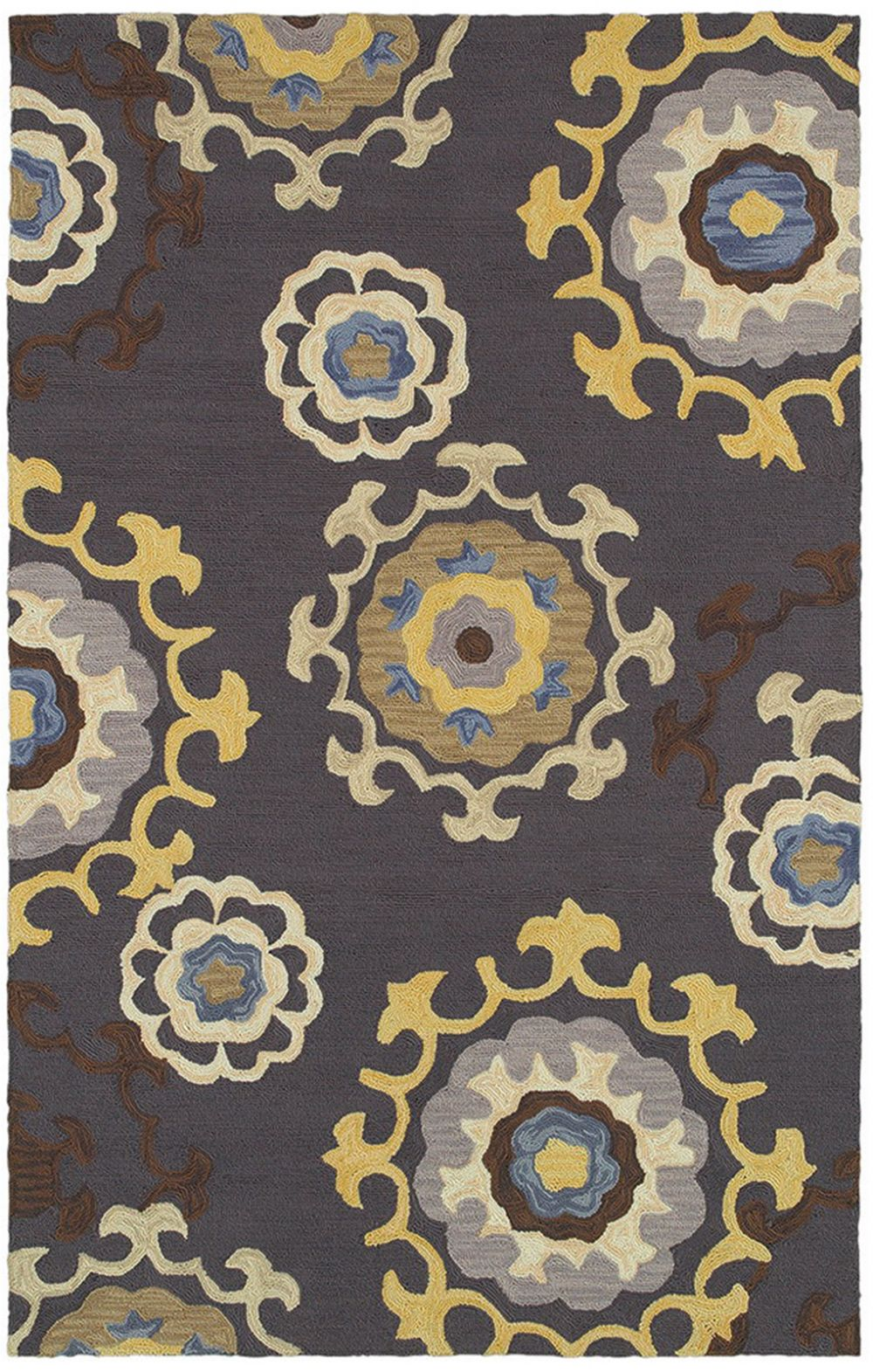 lr resources enchant contemporary area rug collection