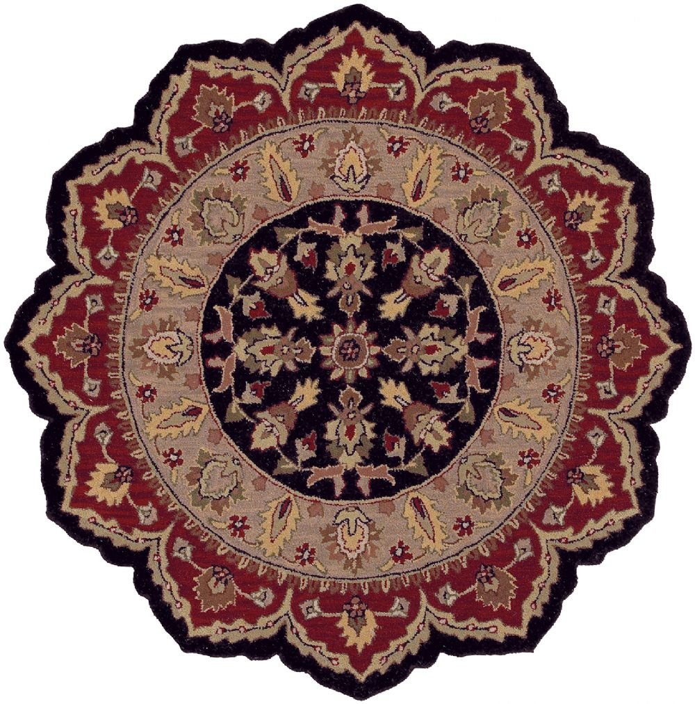 lr resources shapes traditional area rug collection