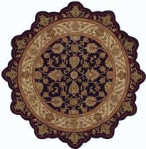LR Resources Traditional Shapes Area Rug Collection