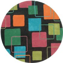 LR Resources Contemporary Vibrance Area Rug Collection