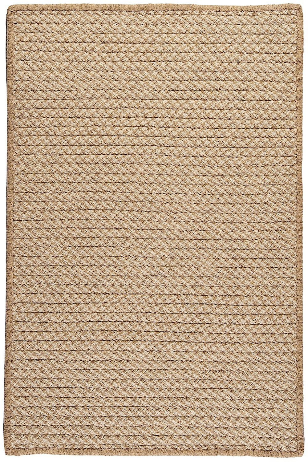 colonial mills natural wool houndstooth braided area rug collection