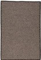 Colonial Mills Contemporary Natural Wool Houndstooth Area Rug Collection