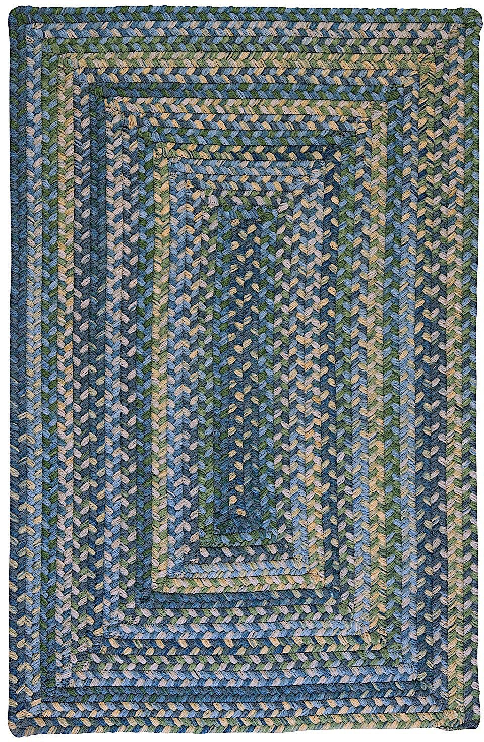 colonial mills ridgevale braided area rug collection