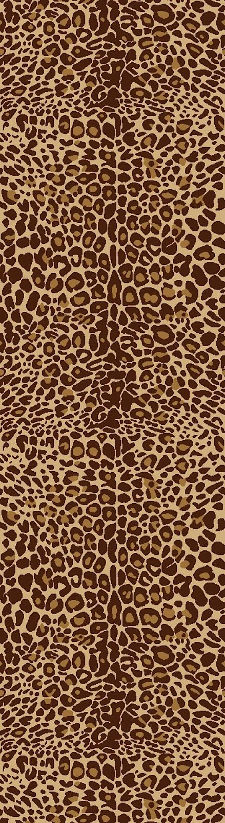 well woven kings court leopard animal inspirations area rug collection