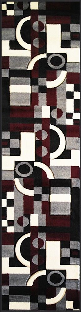 well woven melody shapes contemporary area rug collection