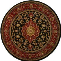 Well Woven European Barclay Medallion Kashan Area Rug Collection