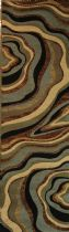 Well Woven Contemporary Barclay Nirvana Waves Area Rug Collection