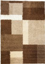 Well Woven Shag Madison Shag Cubes Area Rug Collection