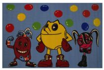 Fun Rugs Kids Pac-Man Area Rug Collection
