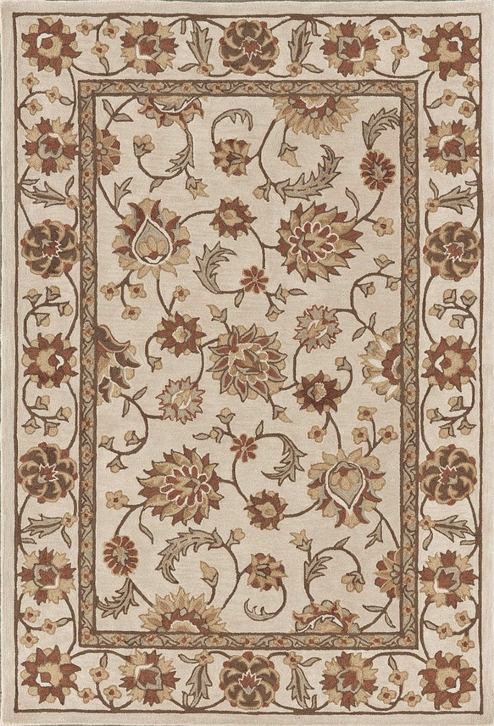 dalyn galleria traditional area rug collection