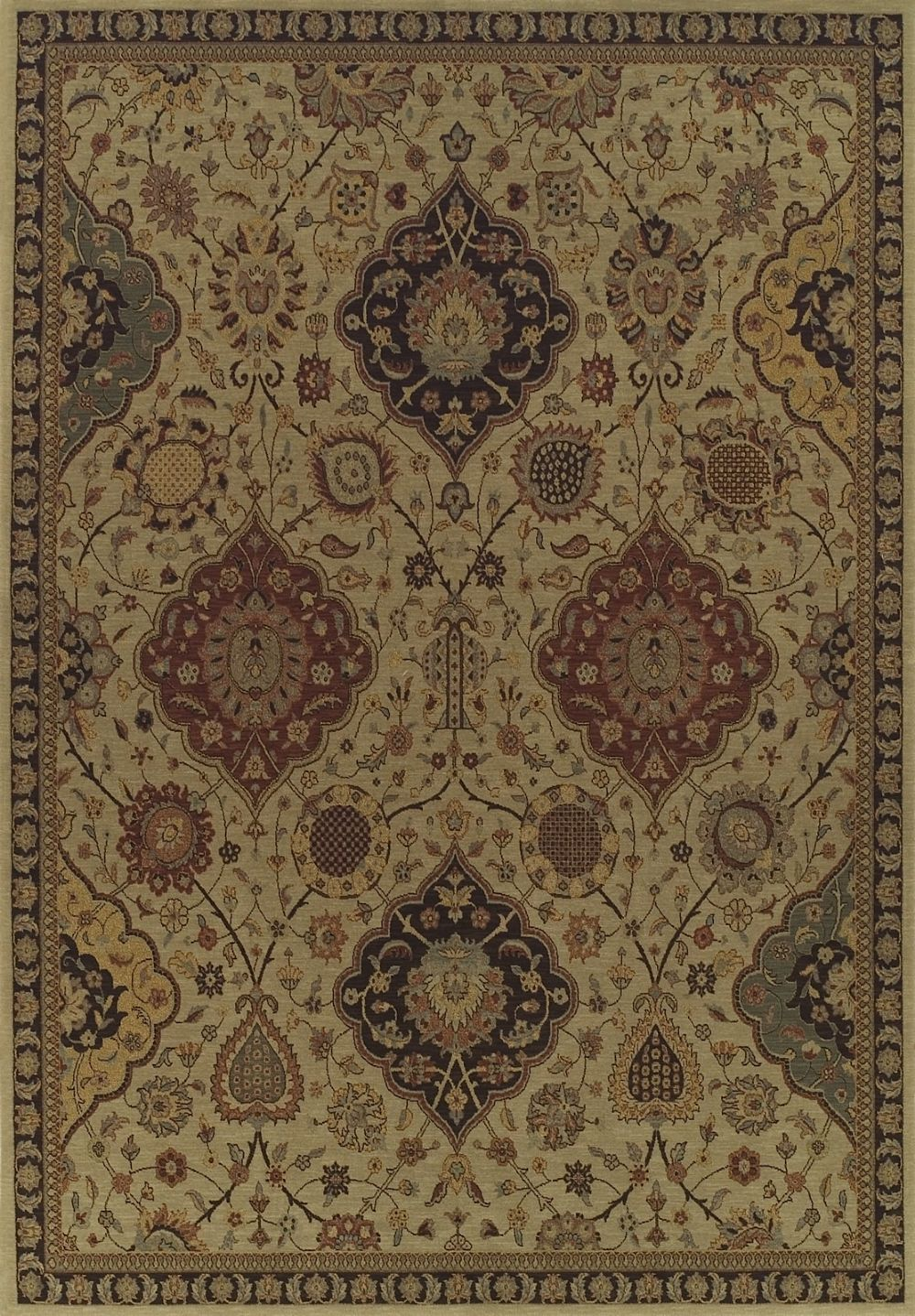 dalyn imperial transitional area rug collection