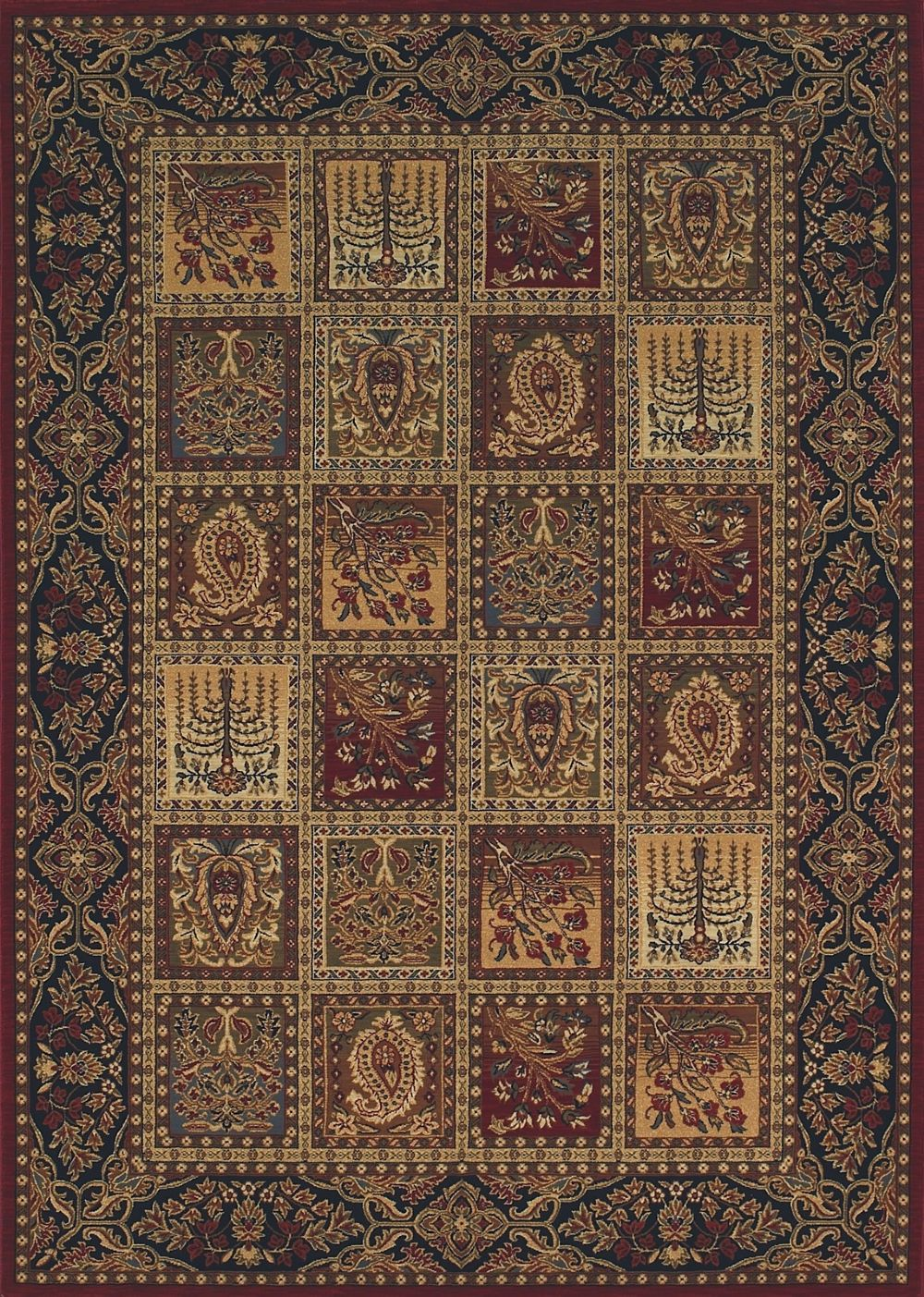 dalyn imperial contemporary area rug collection
