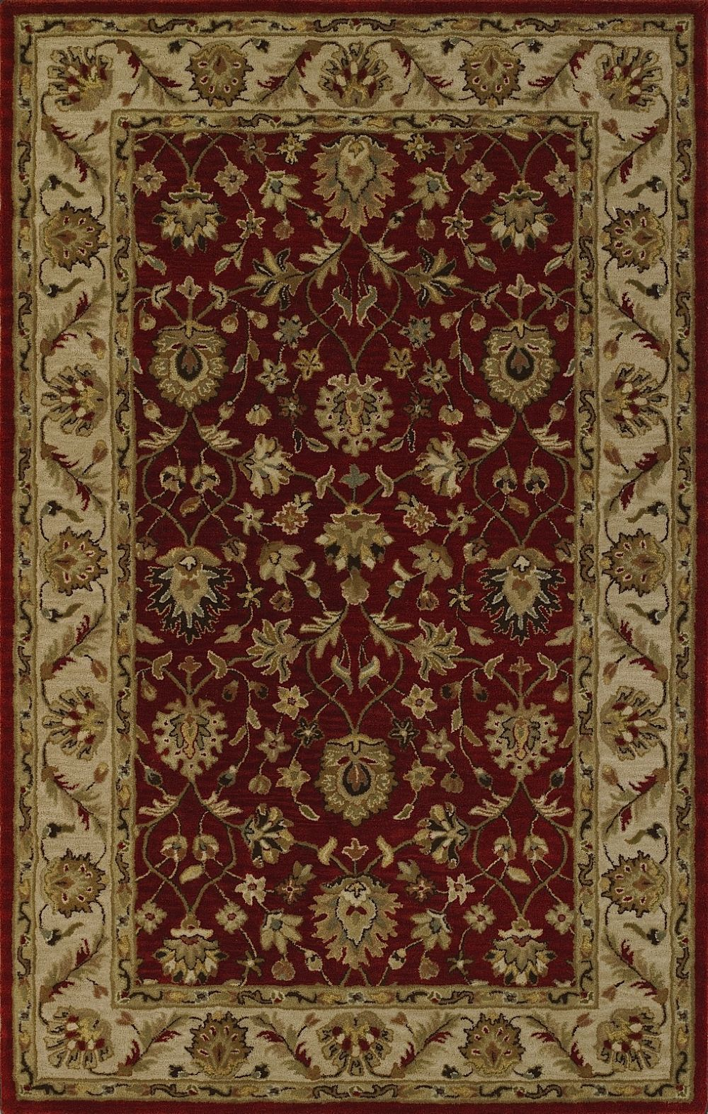 dalyn jewel traditional area rug collection