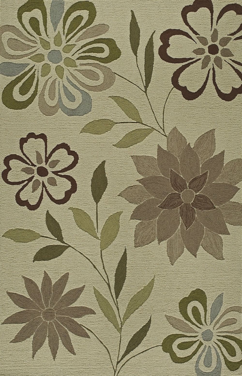 dalyn sanibel country & floral area rug collection