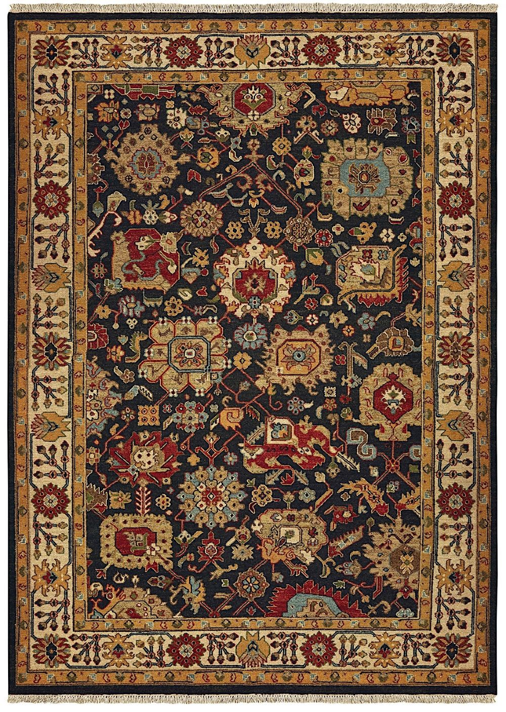 oriental weavers angora traditional area rug collection